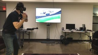 VR Baseball and Soccer